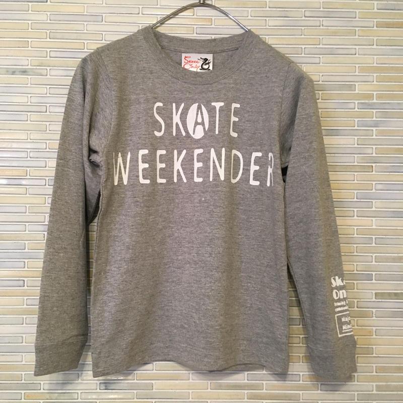 SKATE WEEKENDER  Tshirt