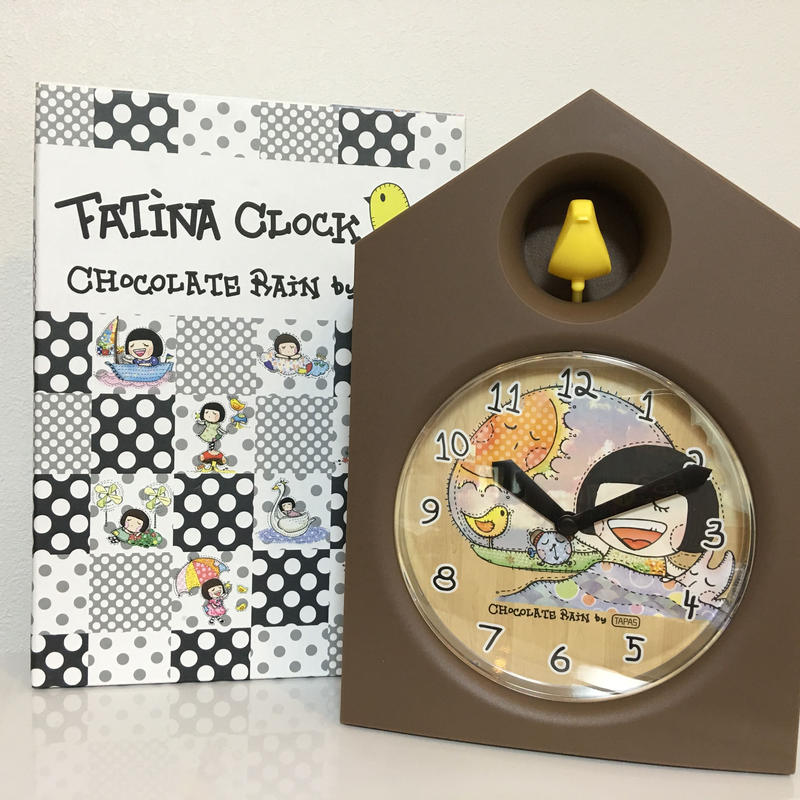 【香港☆Chocolate Rain】 Fatina /  CLOCK /  豆子先生が揺れます