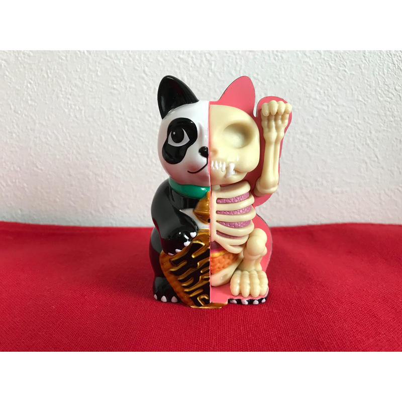 【香港☆Panda】かわいい??招きパンダの置物・飾品 /  パンダマニア!!!