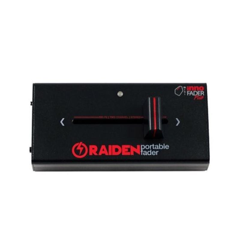 Raiden RXI-F2 - Portable Fader BLK/RED