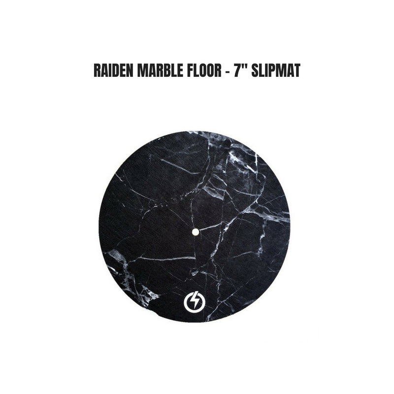 "RAIDEN MARBLE FLOOR - 7"" SLIPMAT"