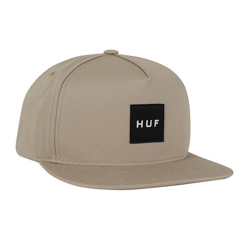 【HUF】ESSENTIALS BOX SNAPBACK HAT