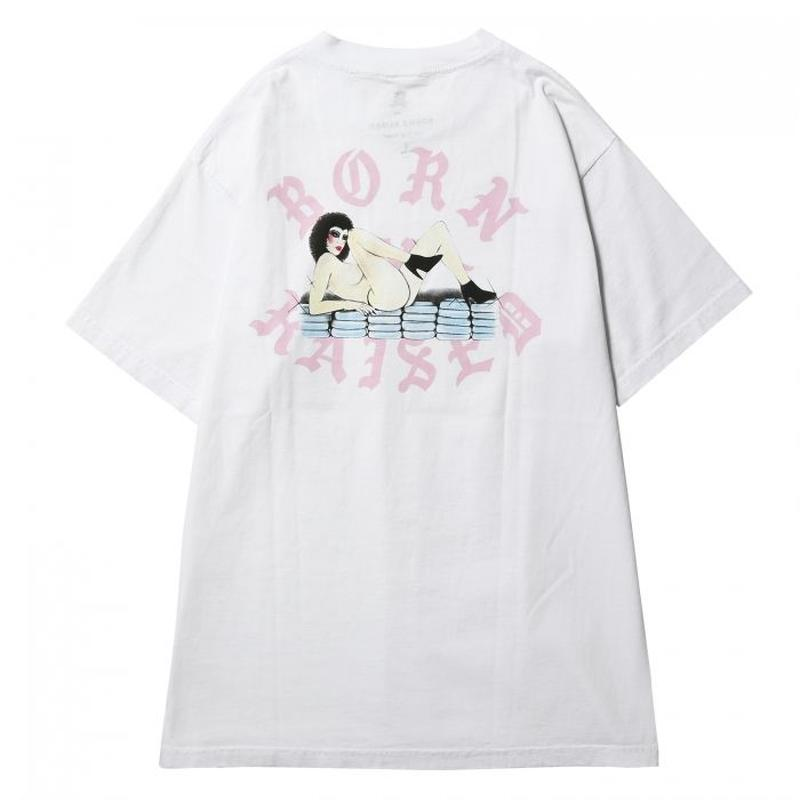 【BORN × RAISED】PRINCESSA ROCKER TEE