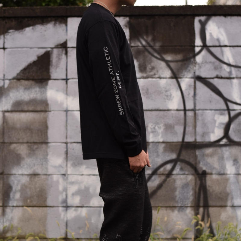 【SKREWZONE】DEPT(ARM) LONG TEE