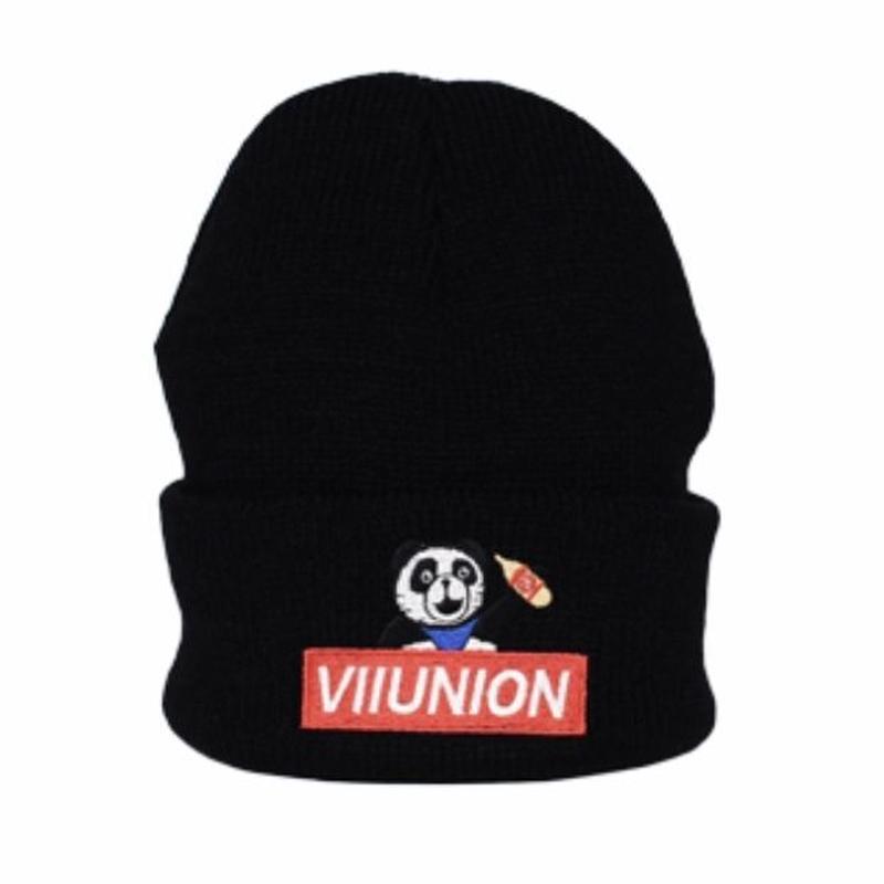 【7UNION】UNION PANDA BEANIE