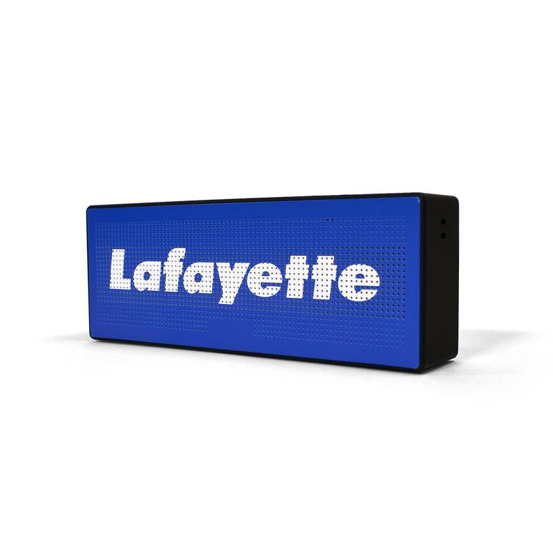 【LAFAYETTE】LOGO BLUETOOTH SPEAKER