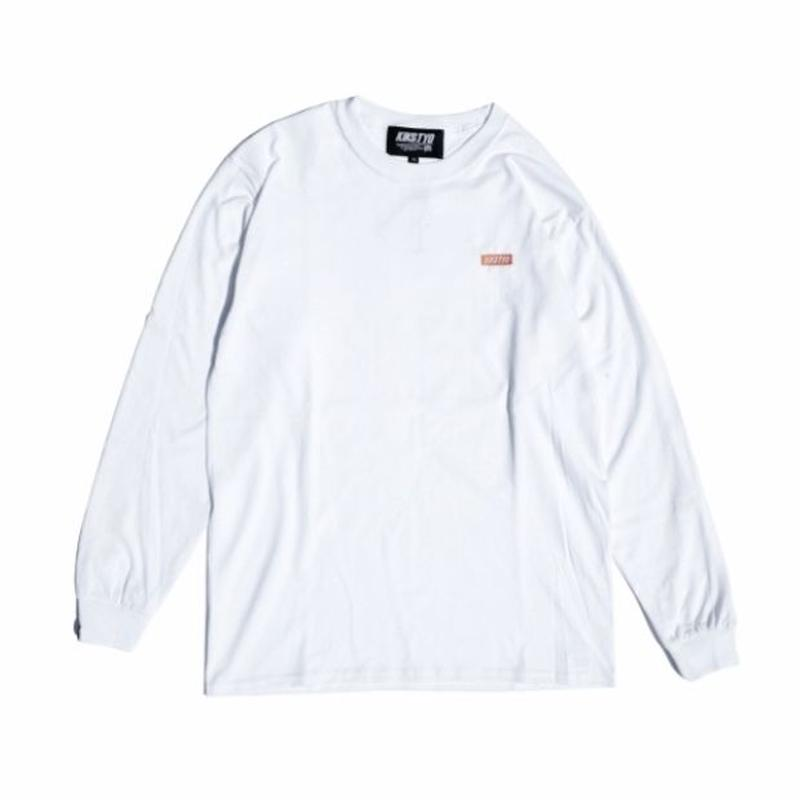 【KIKSTYO】MINI BOX L/S TEE