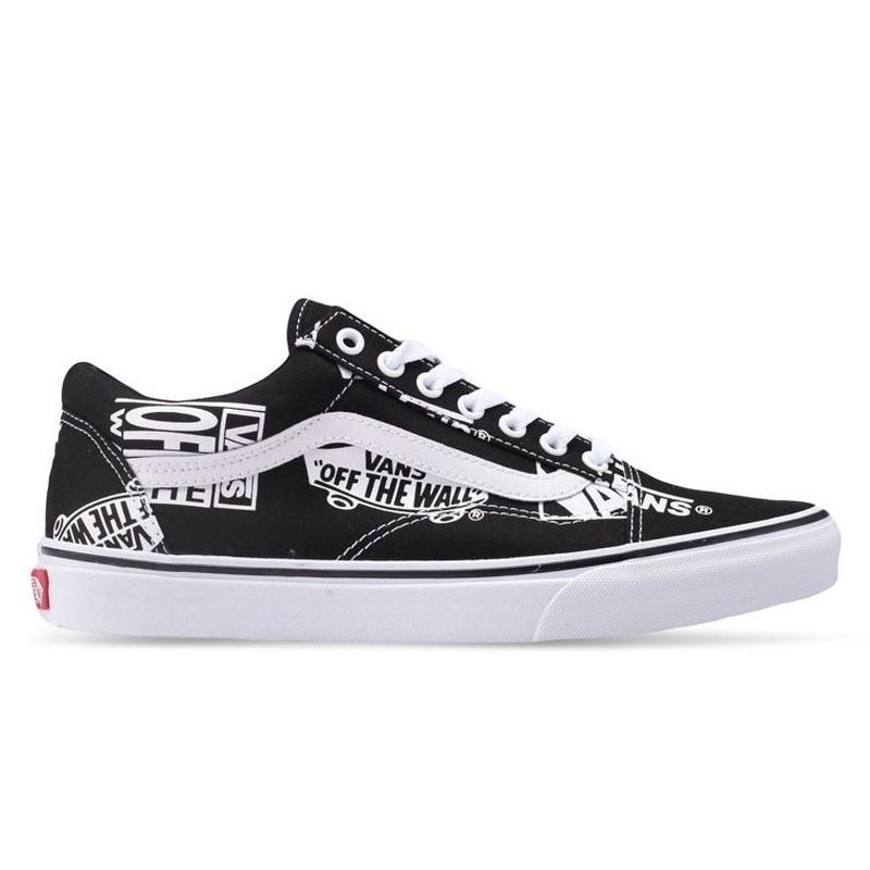 "【VANS】OLD SKOOL ""LOGO MIX"""