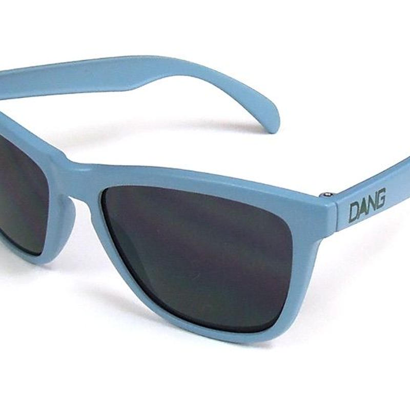 【DANG SHADES】ORIGINAL Matte Slate Blue x Black