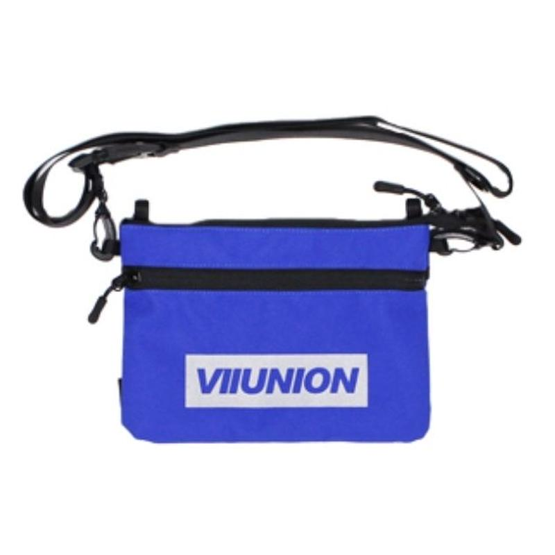 【7UNION】7U BOX REFLECTOR SACOCHE BAG
