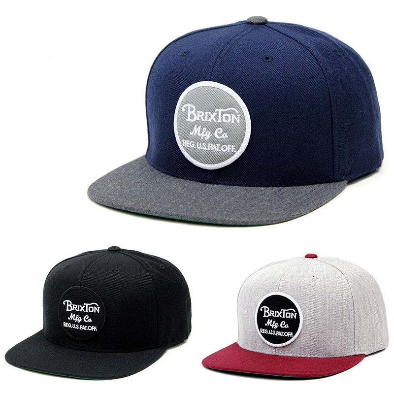 【BRIXTON】WHEELER SNAP BACK