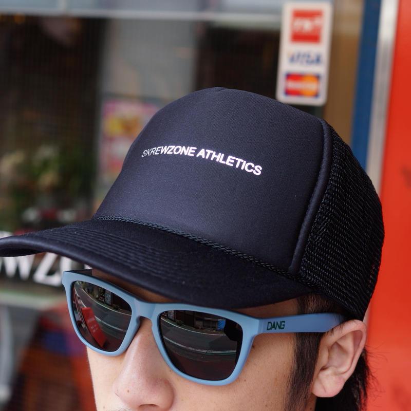 【SKREWZONE】ATHLETICS MESH CAP