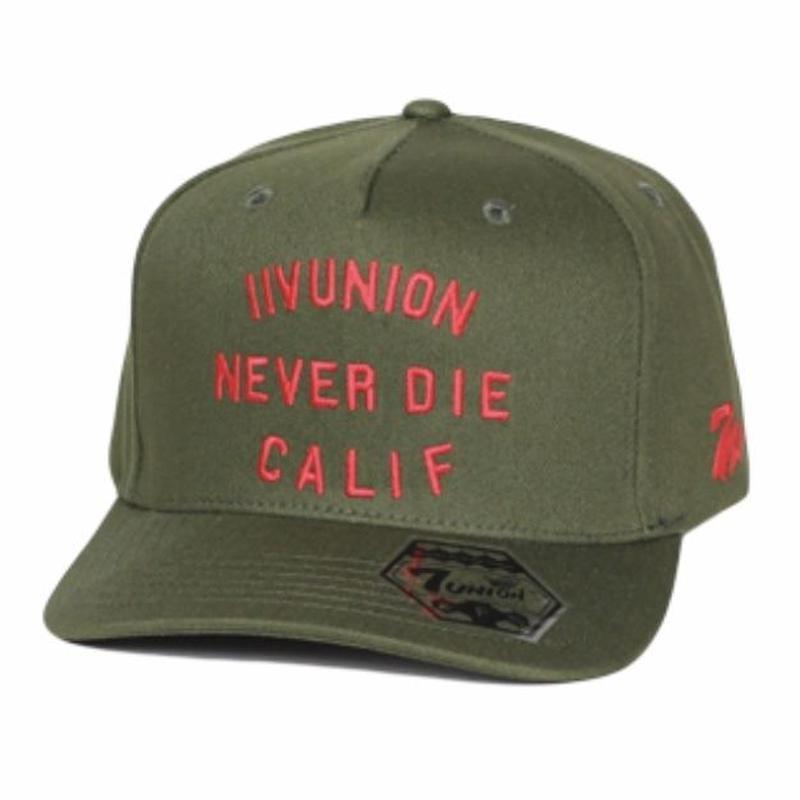 【7UNION】IIV UNION NEVER DIE