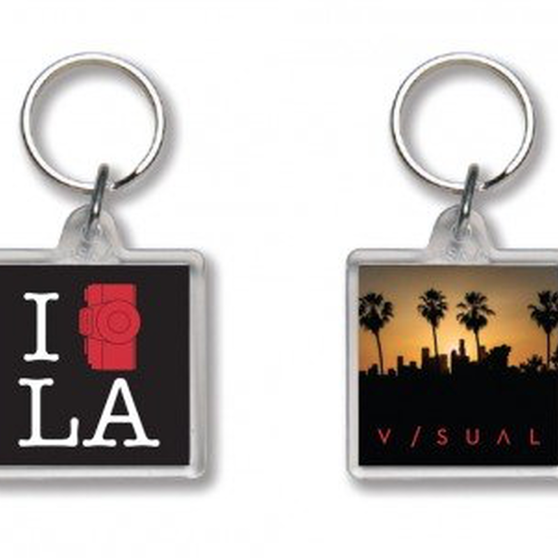 【VISUAL】SHOOT L.A. KEYCHAIN