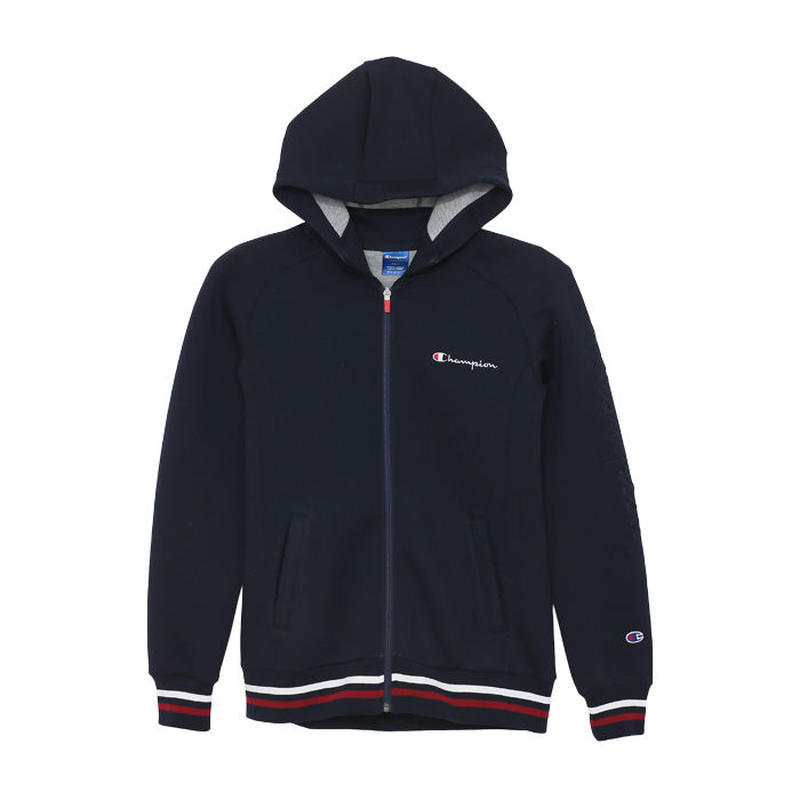 【CHAMPION】WRAP-AIR ZIP PARKA