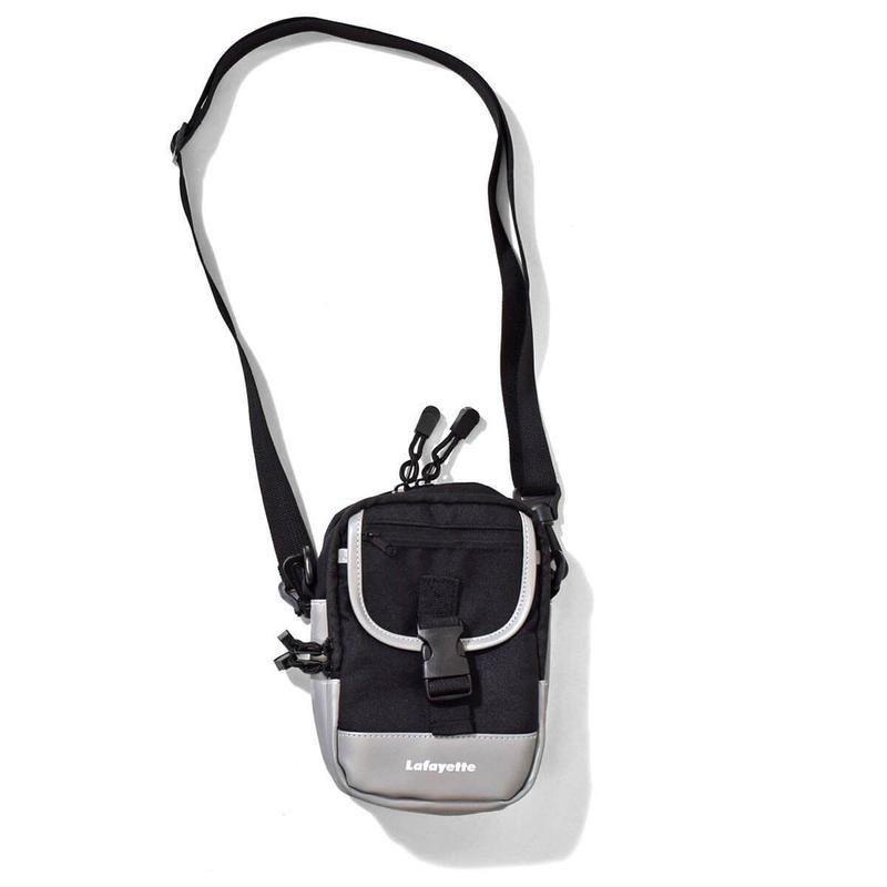 【LAFAYETTE】REFLECTIVE SHOULDER BAG