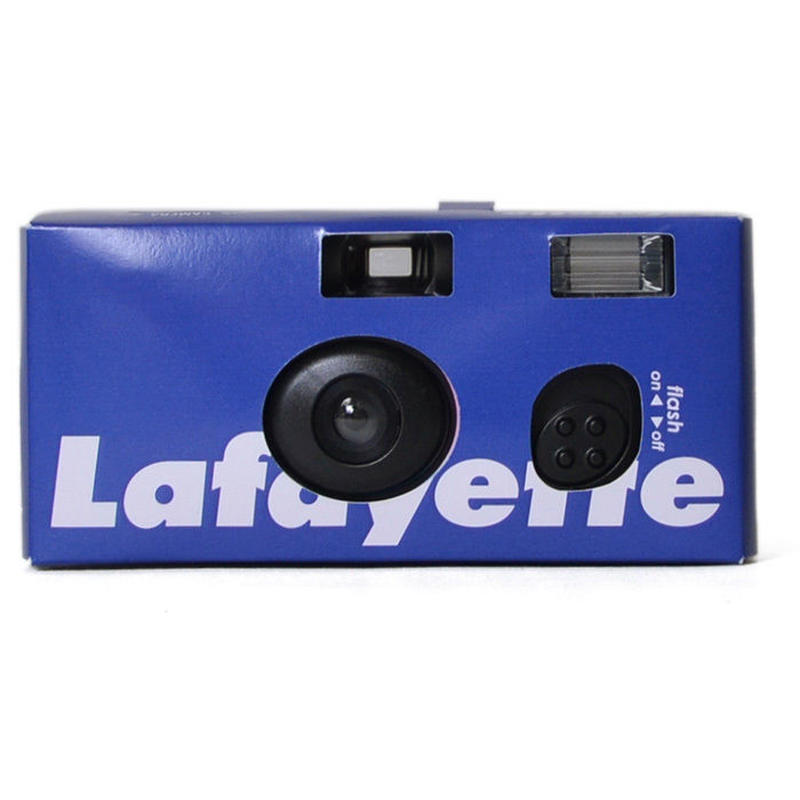 【LAFAYETTE】Lafayette LOGO DISPOSABLE CAMERA