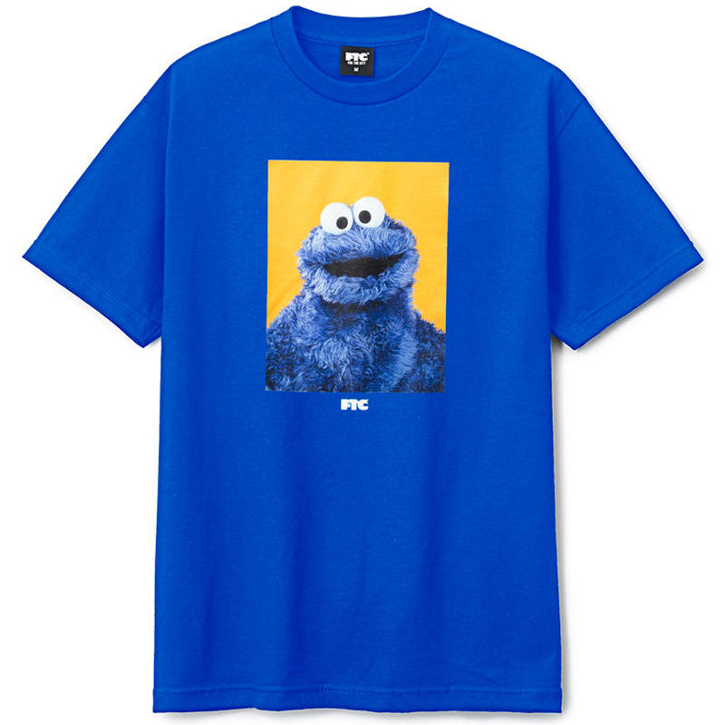 【FTC】FTC x SESAME STREET® COOKIE MONSTER TEE
