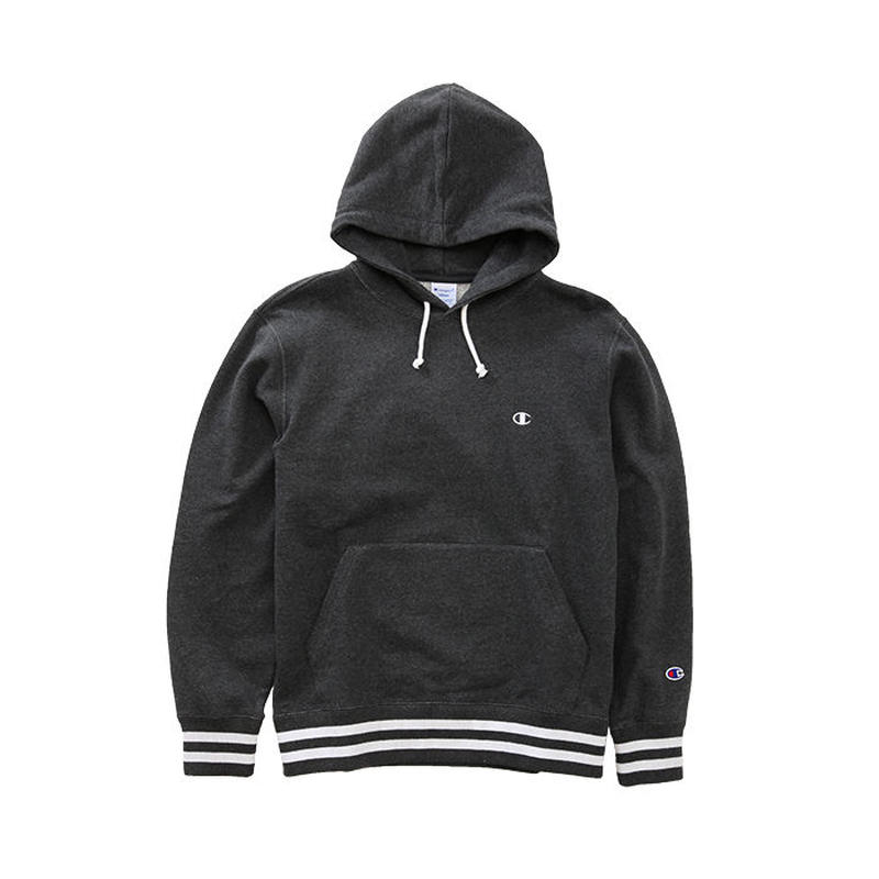 【CHAMPION】PULLOVER SWEAT PARKA