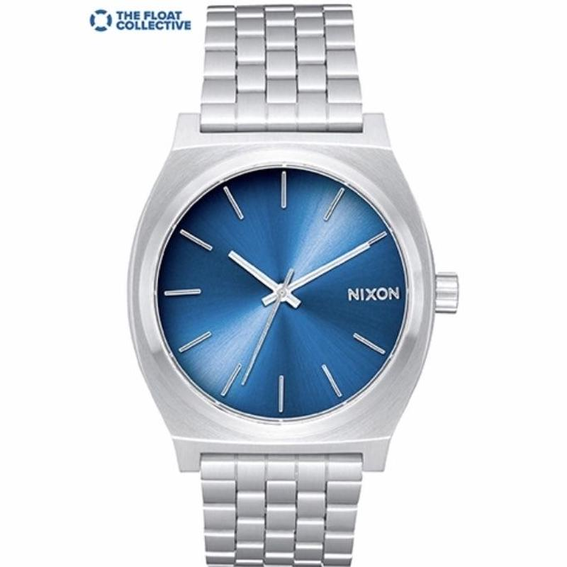 【NIXON】THE TIME TELLER/BLUE/FLOAT