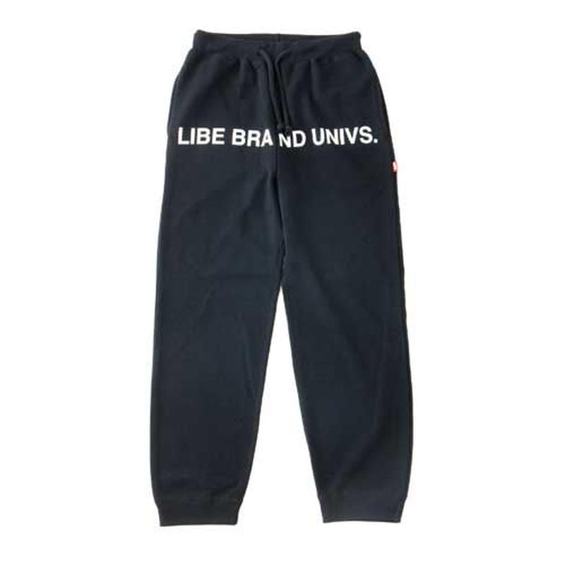 【LIBE BRAND UNIVS.】 SWEAT LONG PANTS