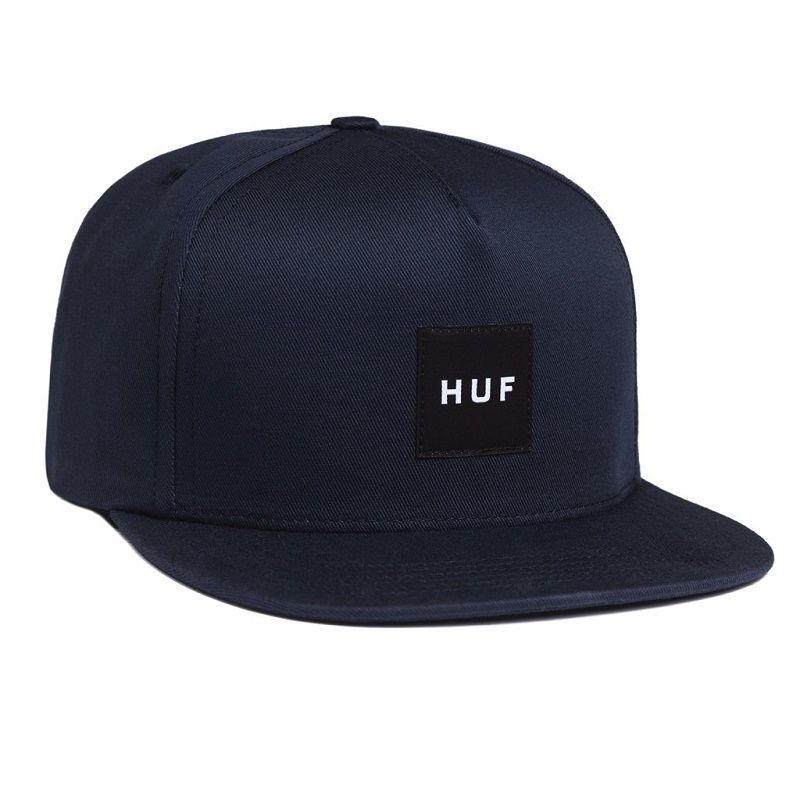【HUF】BOX LOGO SNAPBACK