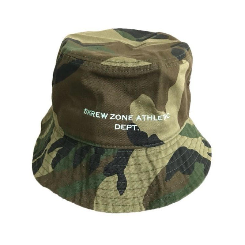 【SKREWZONE】DEPT BUCKET HAT