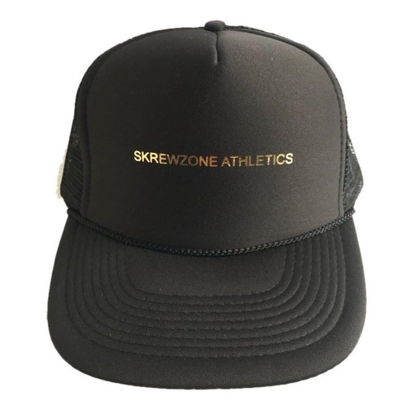 【SKREWZONE】DEPT MESH CAP