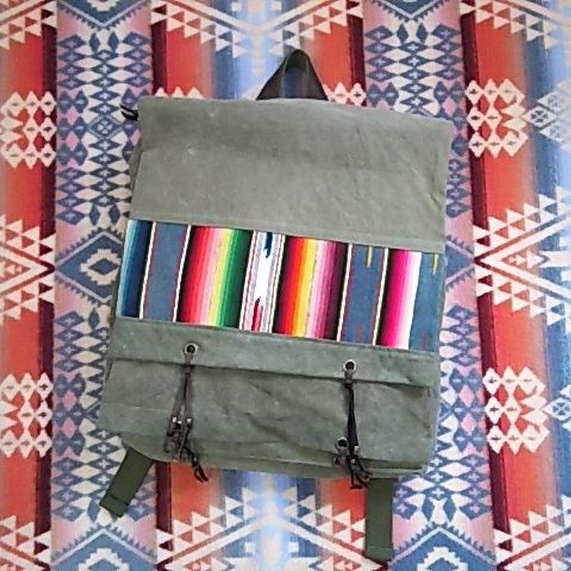 【SALE】 EARLY MORNING 『BOY SCOUT BOCK PACK(ARMY)』