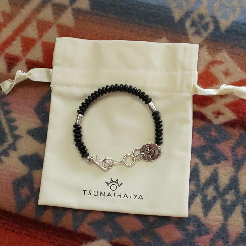 Tsunai Haiya 『COLORFIELD BEADS BRACELET(ビーズブレスレット)』