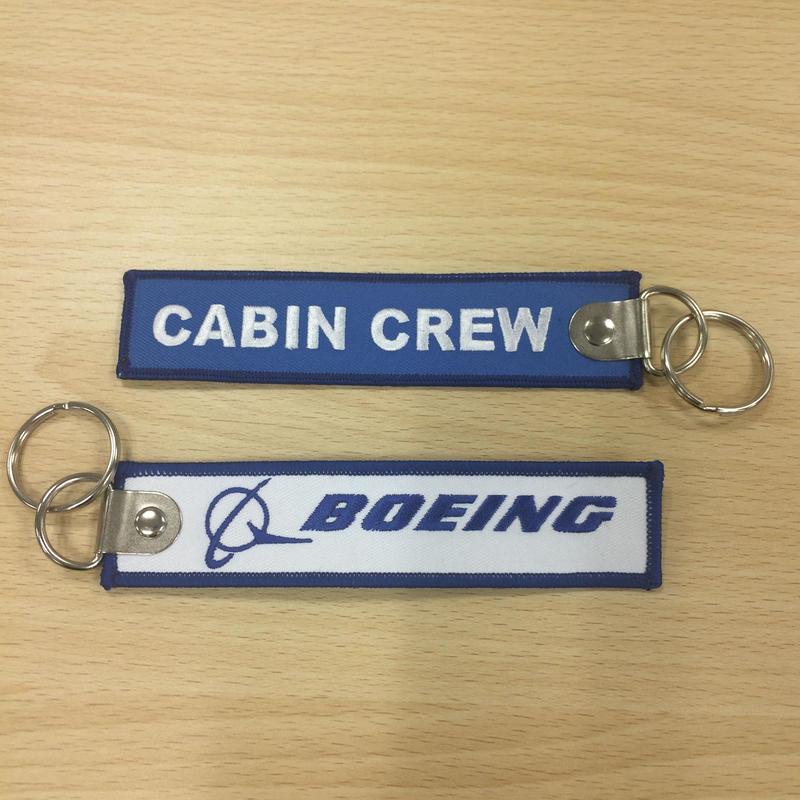 フライトタグ03【CABIN CREW / BOEING】