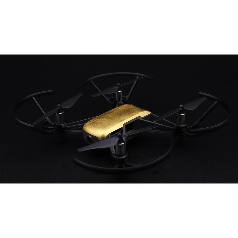 黄金箔 24K DJI Ryze-Tech TELLO スナップオン カバー