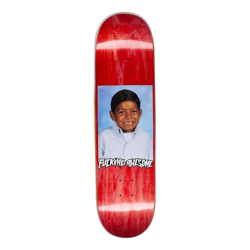 Fucking Awesome Louie Lopez Class Photo Deck - 8.25 - Assorted