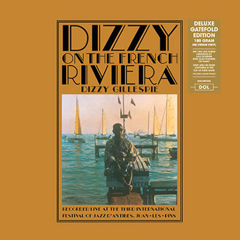 DIZZY GILLESPIE / Dizzy On The French Riviera(LP)180g