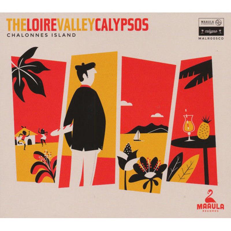 THE LOIRE VALLEY CALYPSOS /  Chaconnes Island (LP)