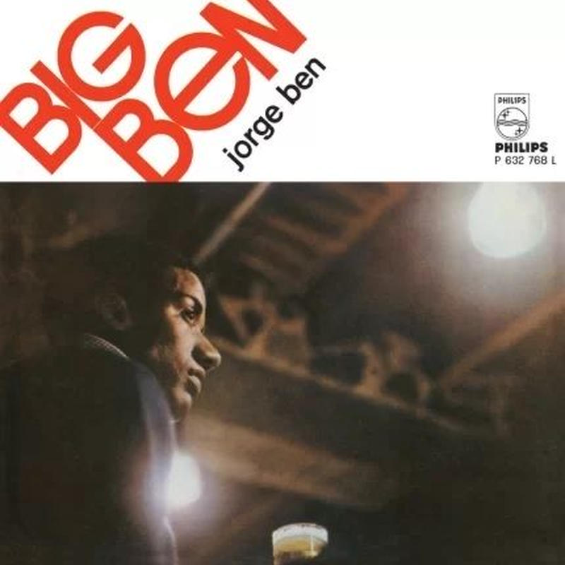 jorge ben / BIG BEN (CD)