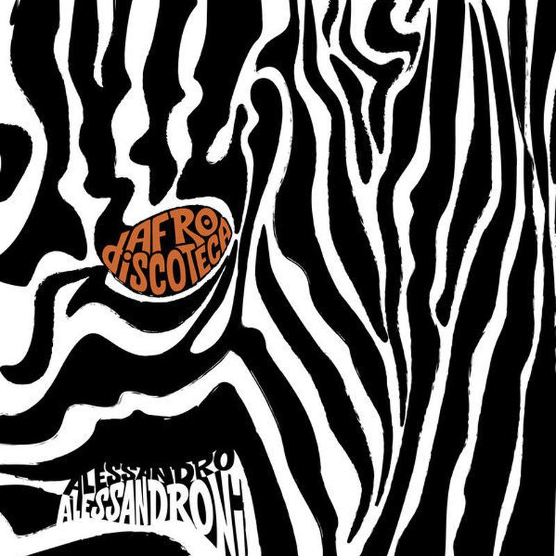ALESSANDRO ALESSANDRONI / AFRO DISCOTECA (LP)