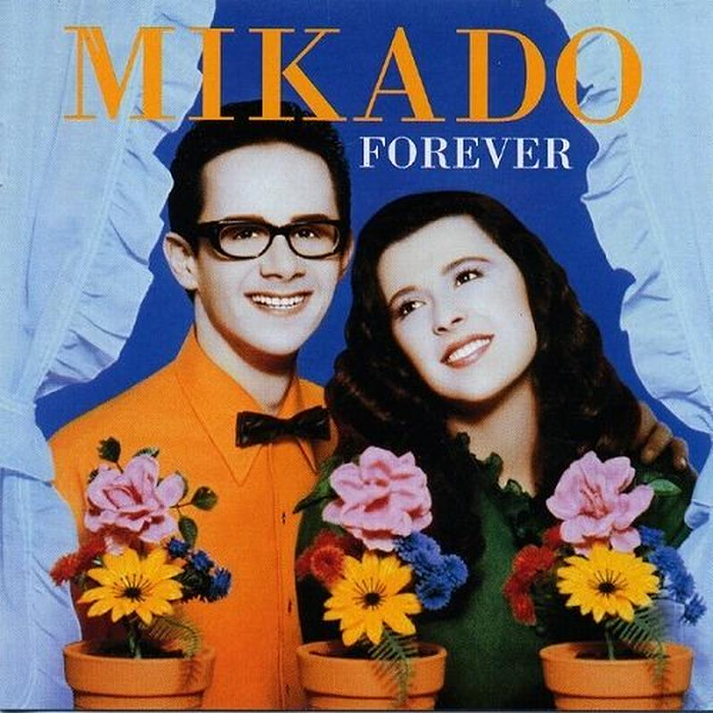 MIKADO / FOREVER (2LP)DLコード付き