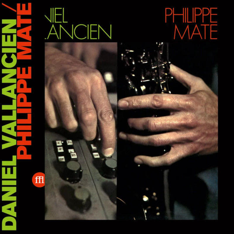 PHILIPPE MATE , DANIEL VALLANCIEN / PHILIPPE MATE / DANIEL VALLANCIEN (LP)