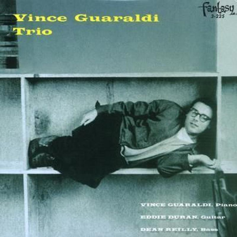 The Vince Guaraldi Trio /  The Vince Guaraldi Trio(LP)
