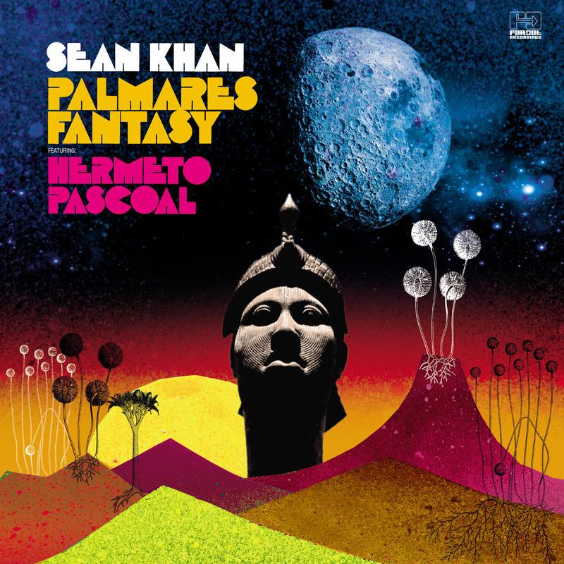 SEAN KHAN / PALMARES FANTASY FEAT. HERMETO PASCOAL (CD)