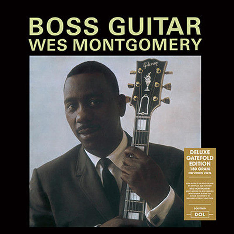 WES MONTGOMERY / Boss Guitar(LP/180g/Gatefield)