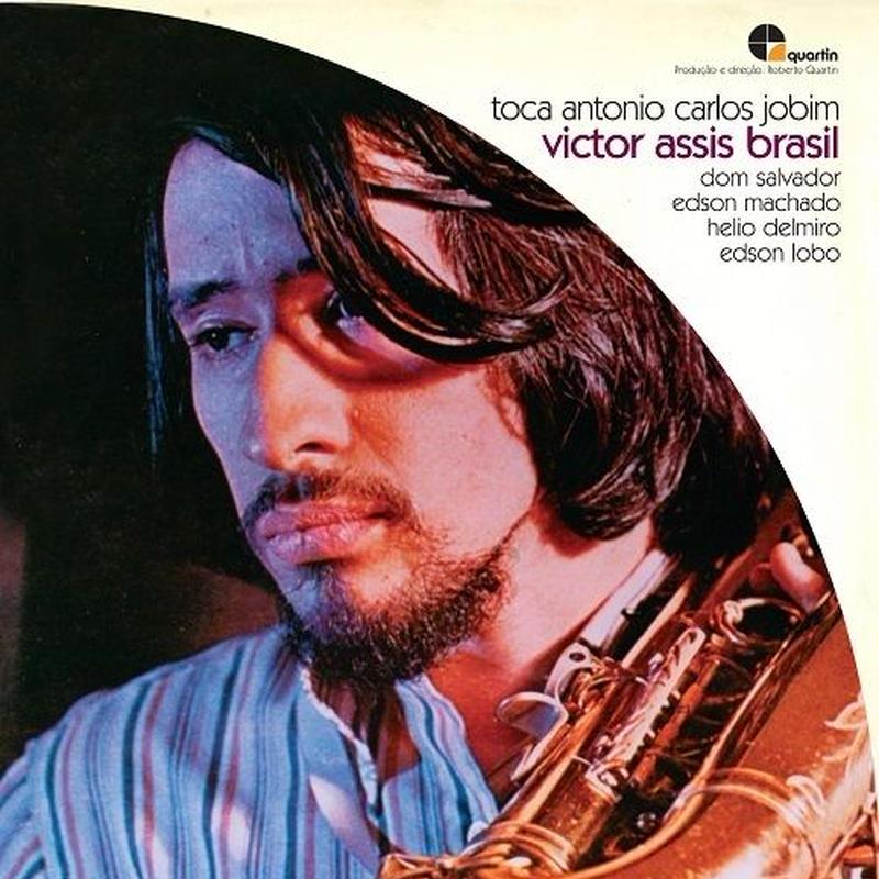 VITOR ASSIS BRASIL / TOCA ANTONIO CARLOS JOBIM (LP)180g