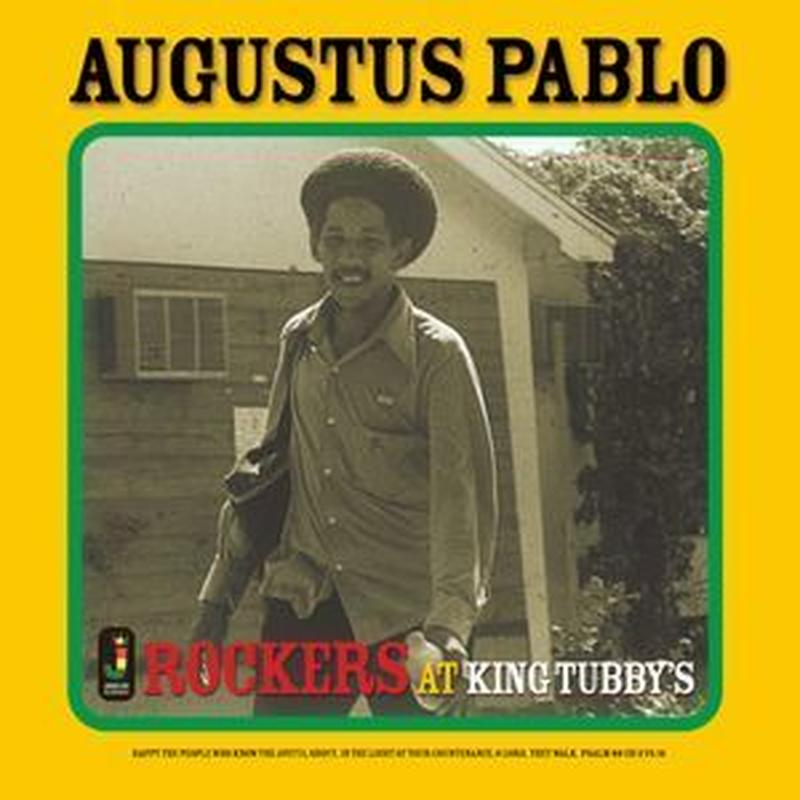 AUGUSTUS PABLO / ROCKERS AT KING TUBBYS(LP)