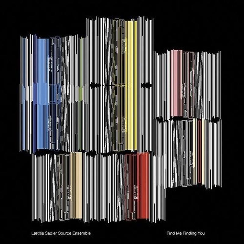 Laetitia Sadier Source Ensemble / Find Me Finding You  (CD)