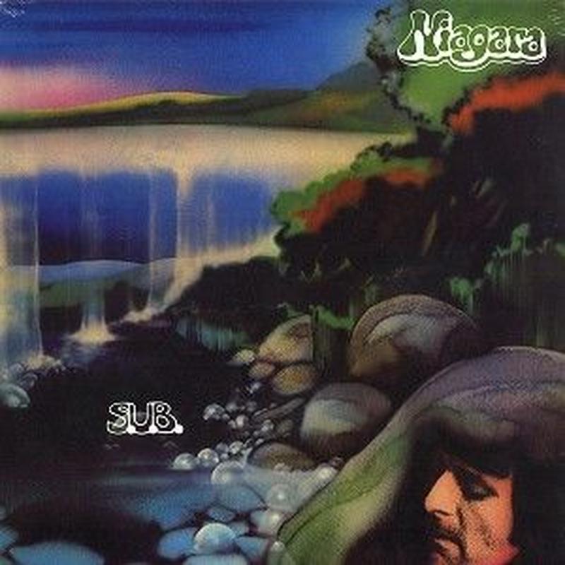 Niagara / S.U.B (LP)