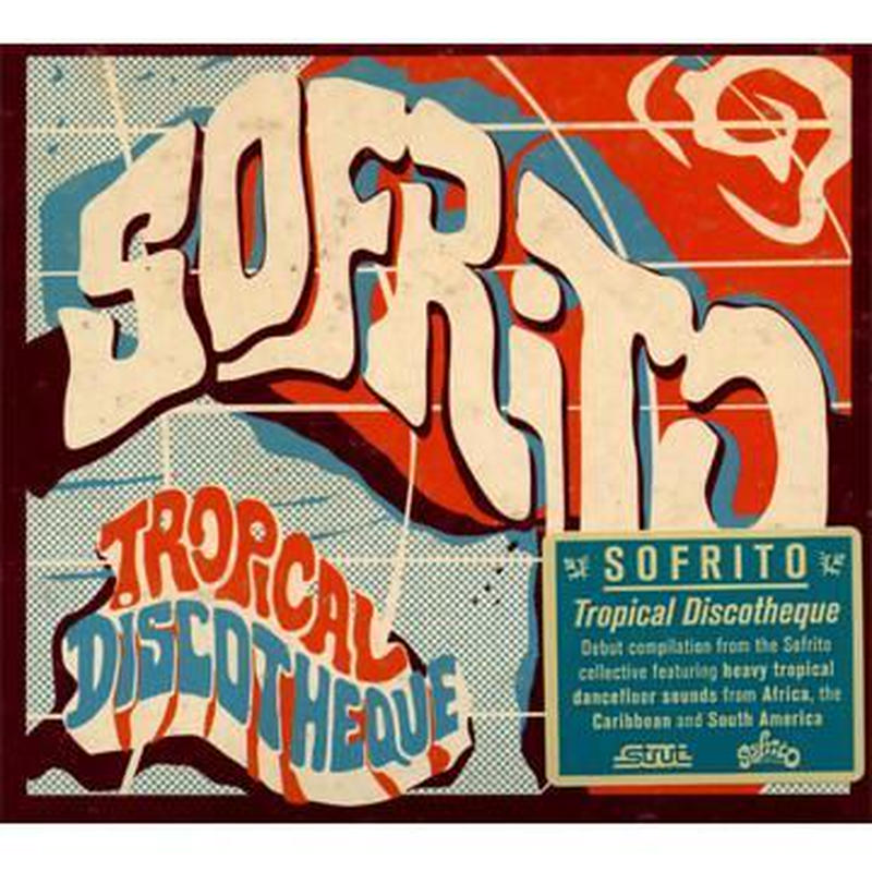 V.A /  Sofrito: Tropical Discotheque(CD)