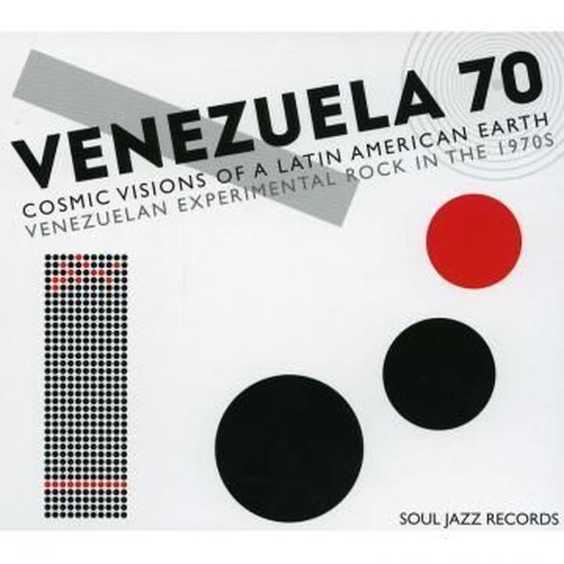 V.A / Venezuela 70 Cosmic Vision Of Latin American Earth (2LP)