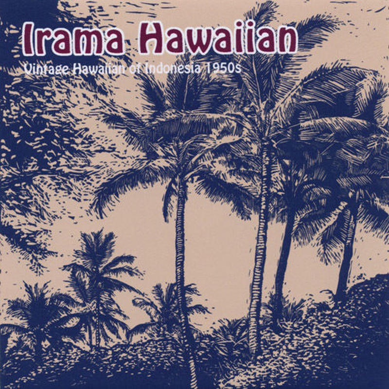 V.A / Irama Hawaiian (CD-R)