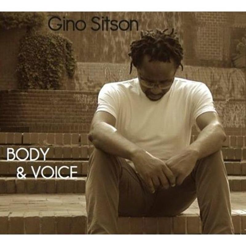Gino Sitoson / Body & Voice (CD)